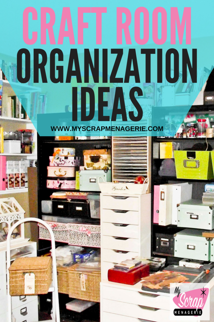 Craft Room Organization Pin1