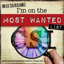 Most Wanted Badge