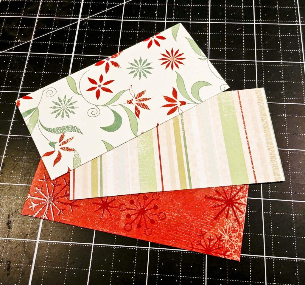 Triangle Trees card 3