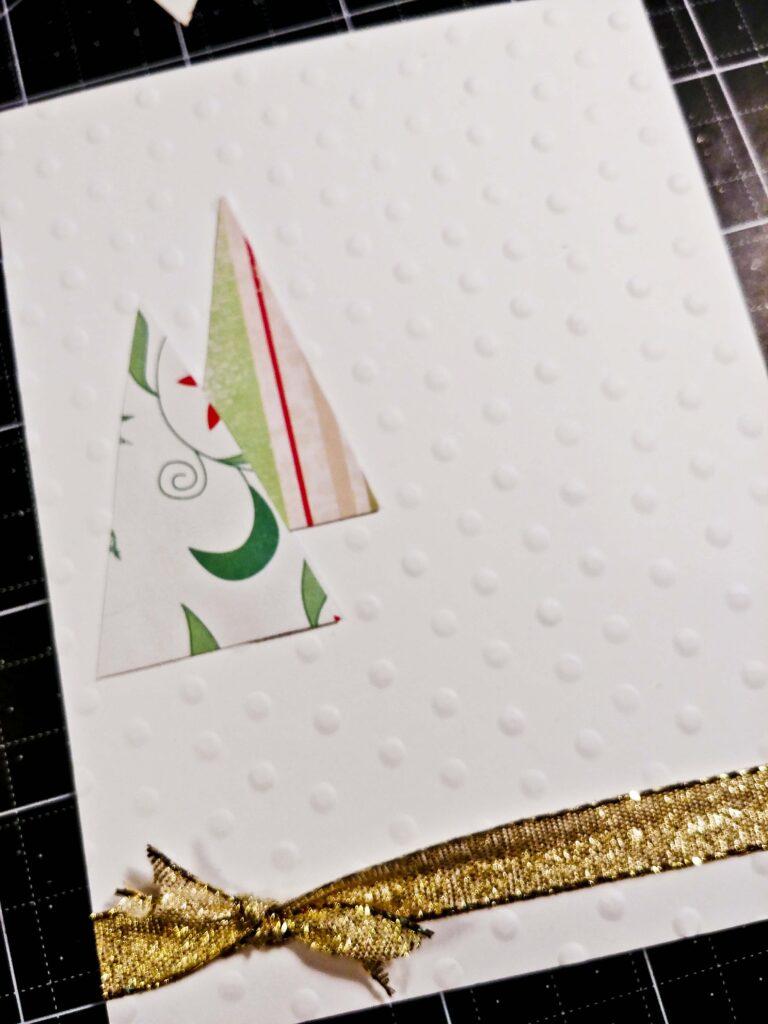 Triangle Trees card 6